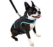 Martha Stewart Reflective Dog Harness w/ Matching Lead - M59412