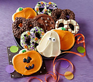 Cheryls 10-Piece Halloween Cookies and Pretzels - M117414