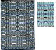 Mad Mats Moroccan 6 x 9 Indoor/Outdoor Floor Mat - M56314