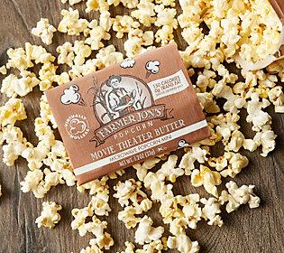 A-D Farmer Jon's 20 Mini Microwave Popcorn
