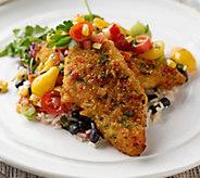 The Perfect Gourmet (15) 3.25 oz. Southwest Tilapia - M53515