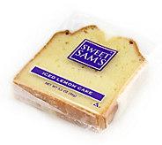 Sweet Sams Baking Co. (12) 3.5-oz Iced Lemon Pound Cake Slice - M120516