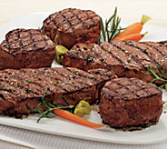 Kansas City Steak Filet Mignons and Strip SteakCombo - M34816