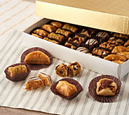 SH 11/5 Sinbad Sweets 34-pc Holiday Baklava Asst in Gift Box - M59616