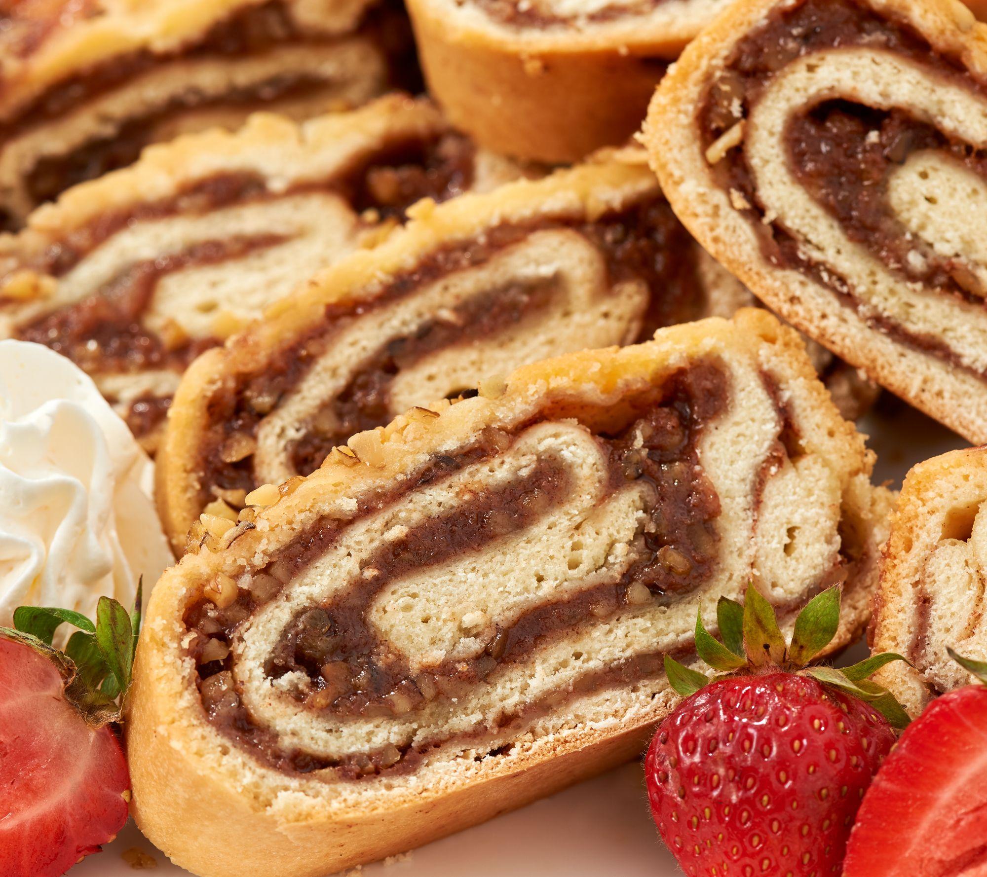 Wolferman's (2) 1-lb Cinnamon Swirl Breads — QVC com