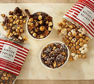 Hampton Popcorn Set of 8 Sweet Treat