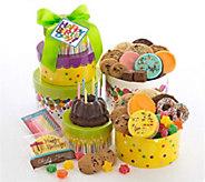 Cheryls Birthday Gift Tower - M115420