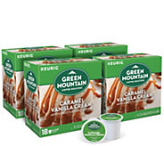Keurig 72-ct Green Mountain Caramel Vanilla Cream K-Cup Pods - M120620