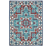 Veranda Living 5 x 7 Traditional Tile In/Outdoor Rug - M55720