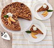 Delizioso Desserts 4.5-lb Apple Peach Cobbler with Streusel - M60020