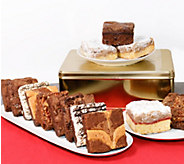 Davids Cookies 15-Piece Brownie & Crumb Cake Assortment - M116922