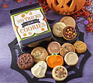 Cheryls Halloween No Tricks, Just Cookies GiftTin - M117422