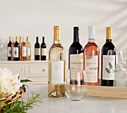 Martha Stewart Wine Co. 12 Bottle Summer Wine Set - M59222