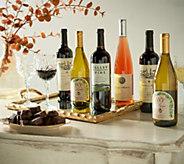 Vintage Wine Estates California 12 Bottle Set Auto-Delivery - M62322