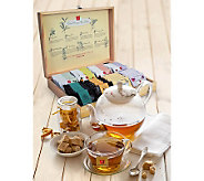 Wissotzky Tea Magic Tea Chest with 80 AssortedTeas - M112924