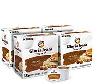 Keurig 72-ct Gloria Jeans Hazelnut Coffee K-Cup Pods - M120624
