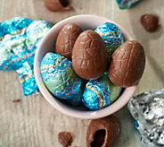 SH 4/1 Thompson Chocolate 36-Piece Milk Chocolate Hollow Eggs - M62727
