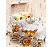Wissotzky Tea Mini Magic Tea Chest with 32 Assorted Teas - M112928