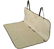 Solvit Bench Seat Cover Natural Large - M116628