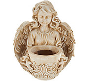 Decorative Angel Indoor/Outdoor Resin Planter - M51628