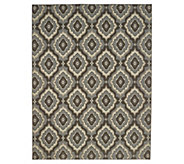 Veranda Living 7x10 Indoor/Outdoor Tile Medallion Rug - M55728