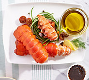 Greenhead Lobster (16) 5-6-oz Maine Lobster Tails w/ Butter - M60629