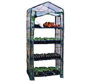 Gardman 4-Tier Mini Greenhouse - M113830