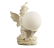 Solar Garden Light Resin Fairy - M113531