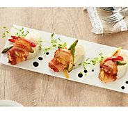 Graham & Rollins 5-lbs Bacon Wrapped Sea Scallops - M61431