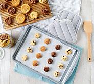 Davids Cookies 96-Piece Ready to Bake Cookie Dough Sampler - M62431