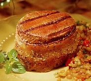 Kansas City (8) 5oz. Bacon Wrapped Filet Mignons - M22332