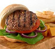 Kansas City (12) 4.5-oz Steakburgers - M58732