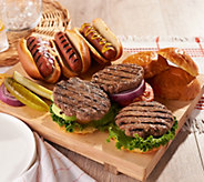 Rastelli Black Angus Short Rib Burgers & Hot Dog Pack - M60332