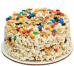 Farmer Jon's Popcorn Ball Cake