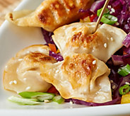 SH 12/7 The Perfect Gourmet (180)-Ct Mini Potstickers - M69634