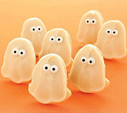 Cheryls 24-pc Frosted Ghost Cutout Cookies - M111436