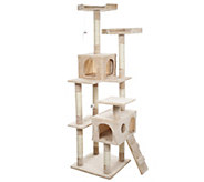 Petmaker 56 Skyscraper Sleep and Play Cat Tree - M115436