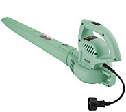 Martha Stewart 6-amp Electric Lightweight Compact Multi- Purpose Blower - M55137