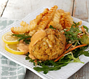 Great Gourmet (14) 6-oz East Meets West Jumbo Crab Cakes - M59837