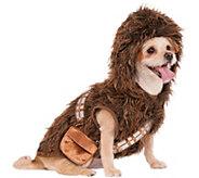 Rubies Chewbacca Hoodie Pet Costume-Large - M116138