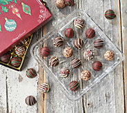 Harry & David (2) 24-Pc Truffles in Holiday Gift Box - M61339