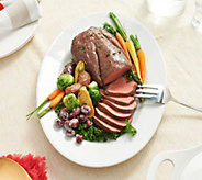 Kevin OLeary (2) 1.75-lb Fully Cooked Tenderloin Roasts - M62039