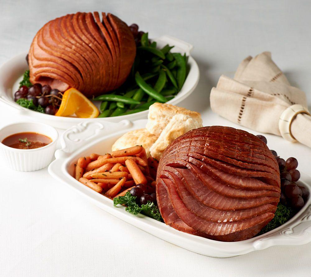 Smithfield 2 3 4 Lb Boneless Spiral Sliced Hams And Honey Glazes