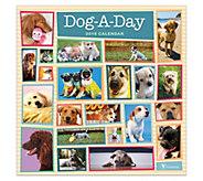 2019 Dog-A-Day Wall Calendar - M120742