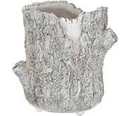 Martha Stewart 9 Faux Bois Planter - M57443