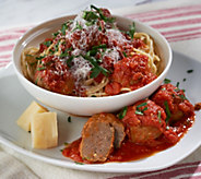 Mama Mancinis (6) 15oz Bags of Meatballs and Sauce Auto-Delivery - M57643