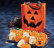 Cheryls 16-Piece Halloween Tote - M117444