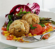 Graham & Rollins (8) 4 oz. Classic Crab Cakes Auto-Delivery - M51845