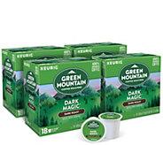 Keurig 72-ct Green Mountain Coffee Dark Magic K-Cup Pods - M120646