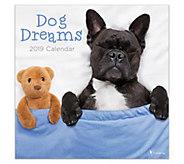 2019 Dog Dreams Wall Calendar - M120746